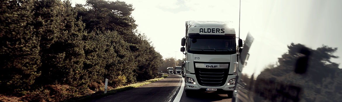 Historiek en evolutie Alders Transport